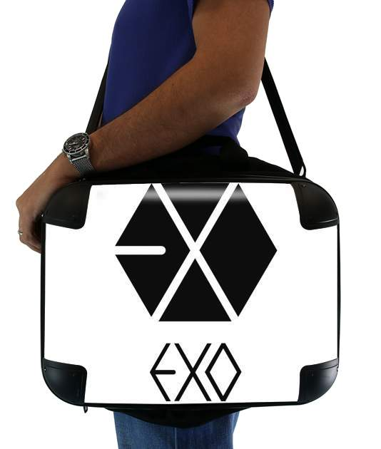 "K-pop EXO - PTP for Laptop briefcase 15"" / Notebook / Tablet"