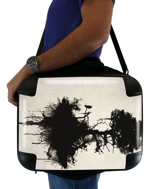 "Last Tree Standing for Laptop briefcase 15"" / Notebook / Tablet"