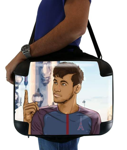 "Le nouveau titi Parisien Ney Jr Paris for Laptop briefcase 15"" / Notebook / Tablet"