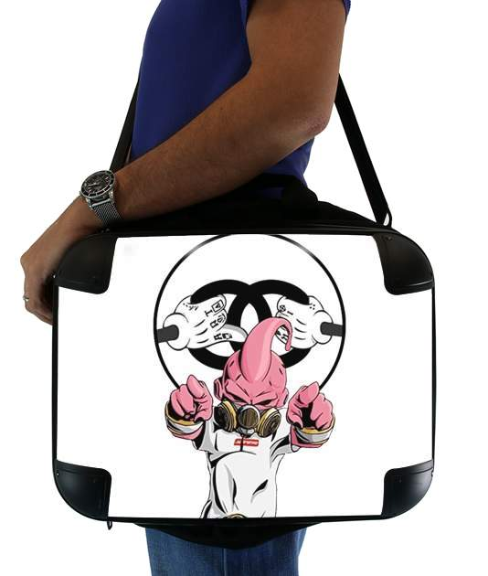 "Majin BUU Boo for Laptop briefcase 15"" / Notebook / Tablet"
