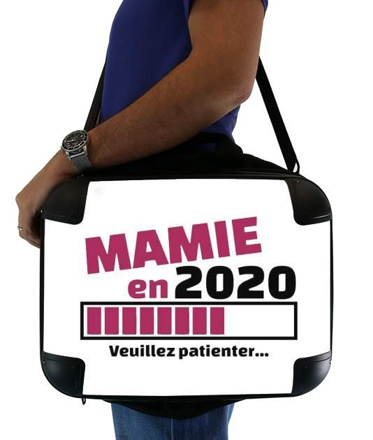 "Mamie en 2020 for Laptop briefcase 15"" / Notebook / Tablet"