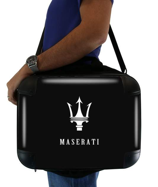 "Maserati Courone for Laptop briefcase 15"" / Notebook / Tablet"