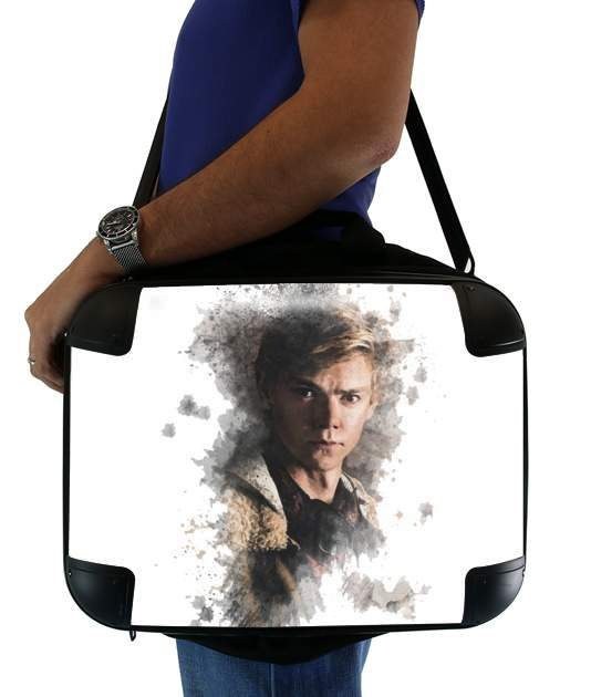 "Maze Runner brodie sangster for Laptop briefcase 15"" / Notebook / Tablet"