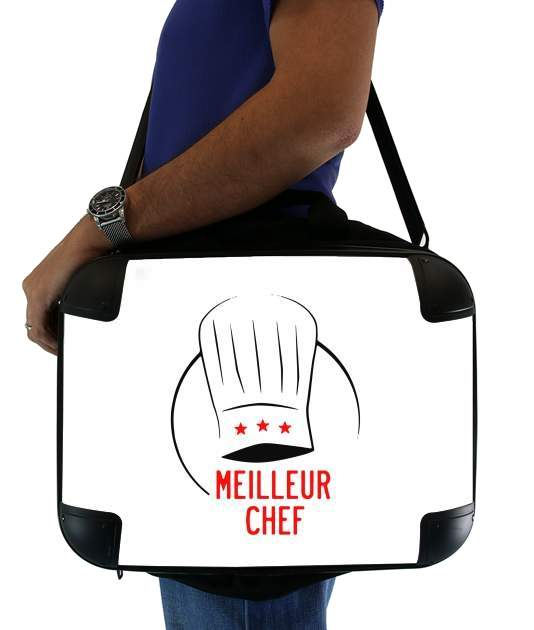 "Meilleur chef for Laptop briefcase 15"" / Notebook / Tablet"