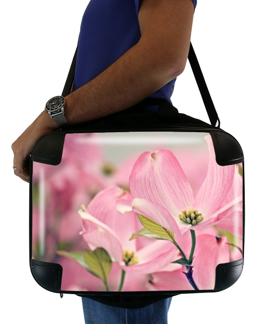 "Miracles Happen for Laptop briefcase 15"" / Notebook / Tablet"
