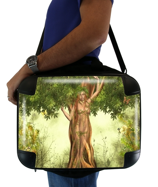 "Mother Earth Mana for Laptop briefcase 15"" / Notebook / Tablet"