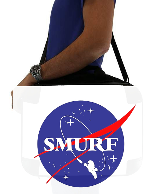 "Nasa for Laptop briefcase 15"" / Notebook / Tablet"
