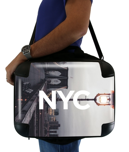 "NYC Basic 2 for Laptop briefcase 15"" / Notebook / Tablet"