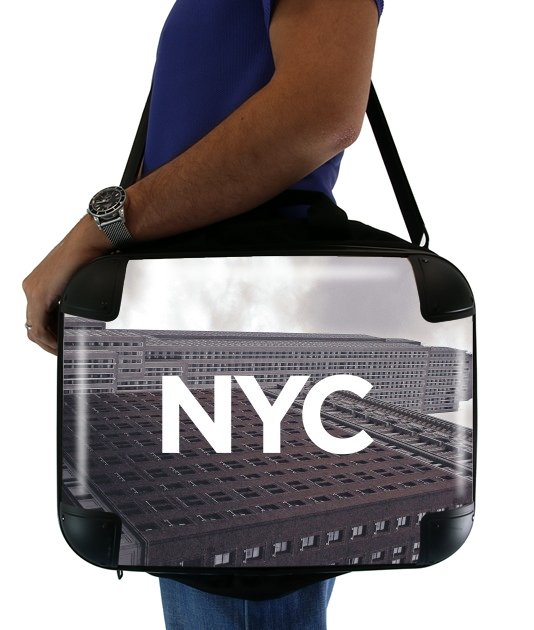 "NYC Basic 8 for Laptop briefcase 15"" / Notebook / Tablet"
