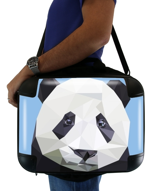 "panda for Laptop briefcase 15"" / Notebook / Tablet"