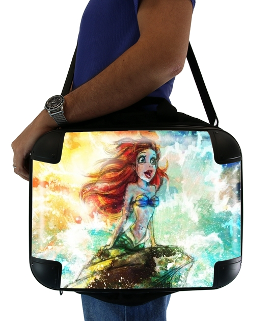 "Part of your world for Laptop briefcase 15"" / Notebook / Tablet"