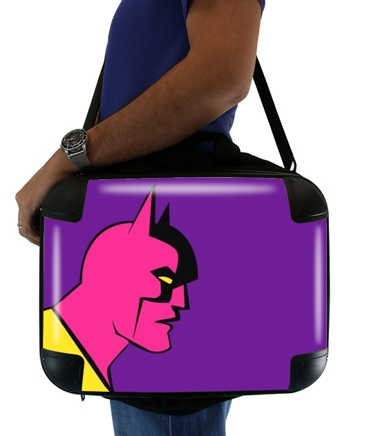 "Pop the bat! for Laptop briefcase 15"" / Notebook / Tablet"
