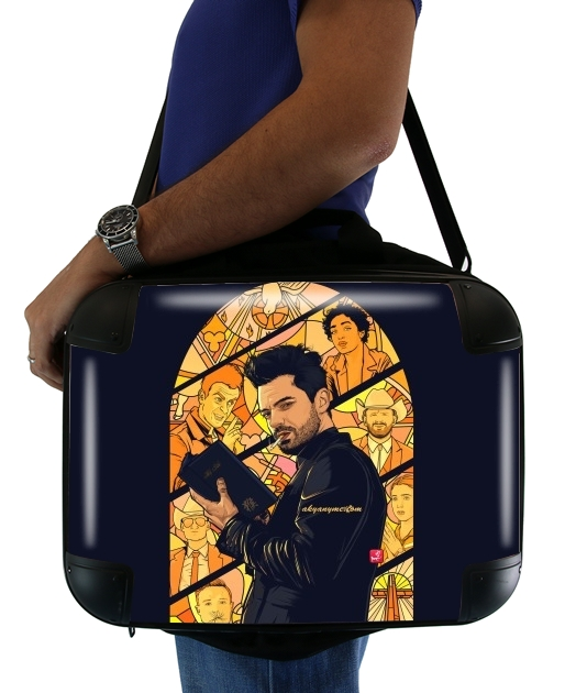 "Preacher for Laptop briefcase 15"" / Notebook / Tablet"