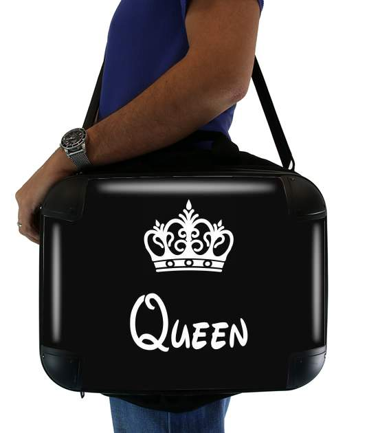 "Queen for Laptop briefcase 15"" / Notebook / Tablet"