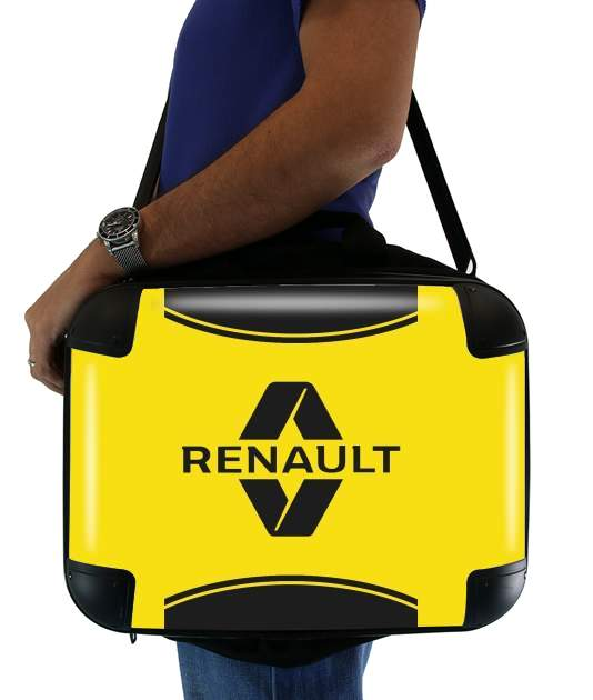 "Renault Sports for Laptop briefcase 15"" / Notebook / Tablet"