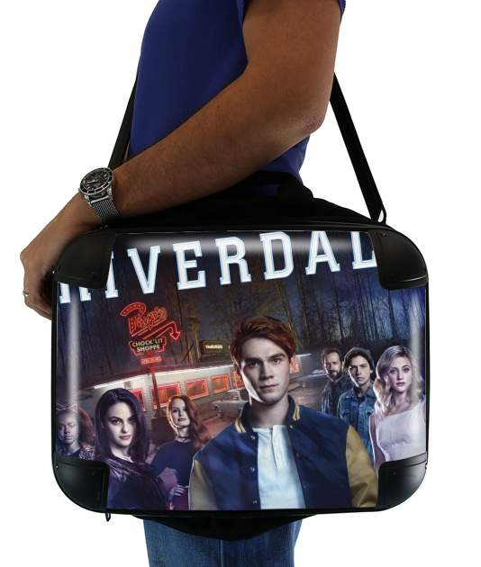 "RiverDale Tribute Archie for Laptop briefcase 15"" / Notebook / Tablet"