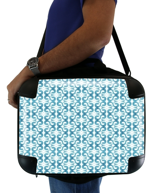 "SEA LINKS for Laptop briefcase 15"" / Notebook / Tablet"