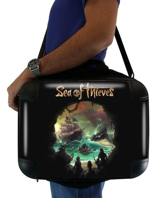 "Sea Of Thieves for Laptop briefcase 15"" / Notebook / Tablet"