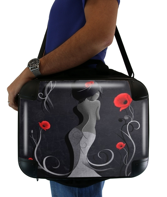 "Sensual Victoria for Laptop briefcase 15"" / Notebook / Tablet"