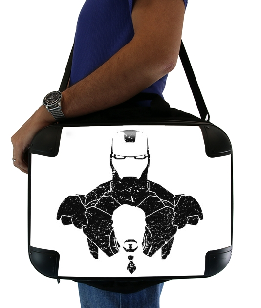 "Shadow of Stark for Laptop briefcase 15"" / Notebook / Tablet"