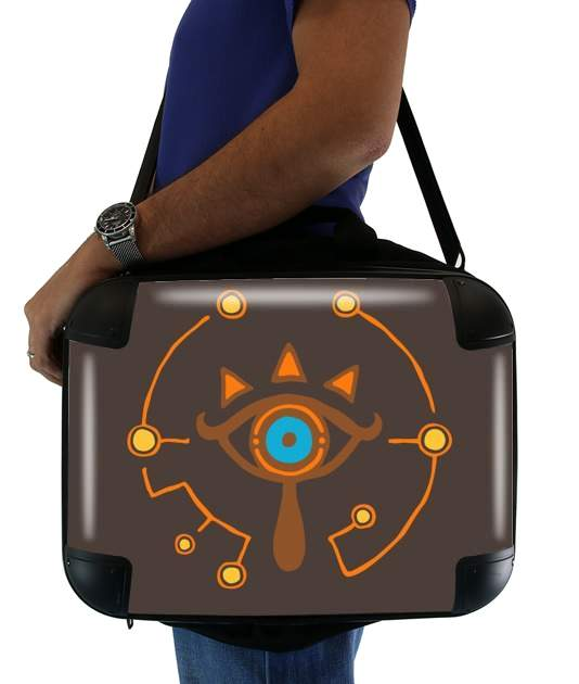 "Sheikah Slate for Laptop briefcase 15"" / Notebook / Tablet"