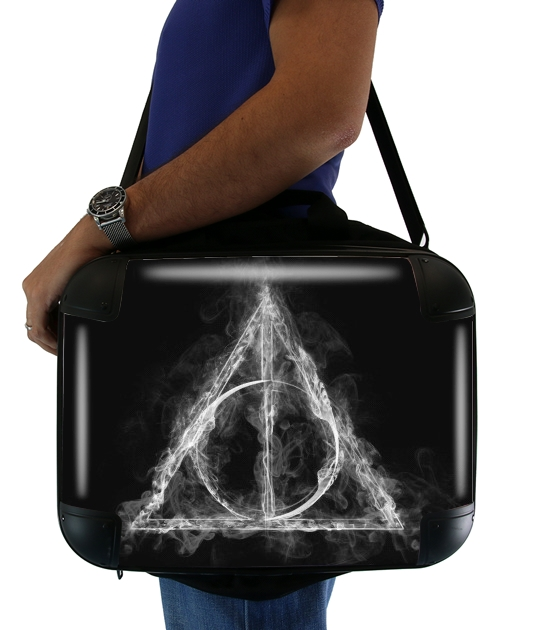 "Smoky Hallows for Laptop briefcase 15"" / Notebook / Tablet"