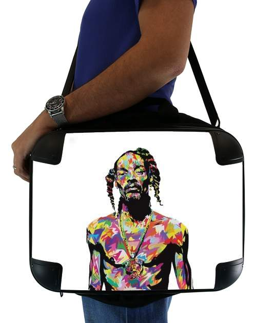 "Snoop Dog for Laptop briefcase 15"" / Notebook / Tablet"