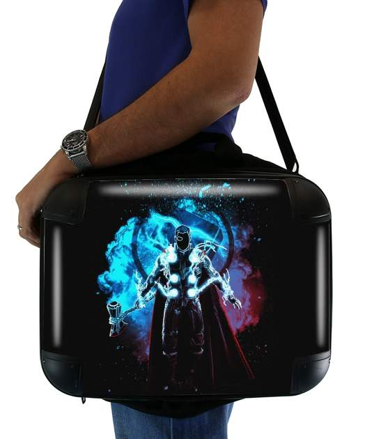 "Soul of Asgard for Laptop briefcase 15"" / Notebook / Tablet"