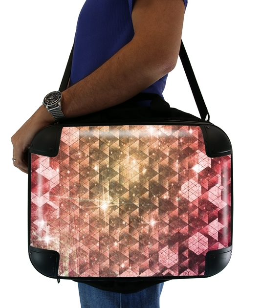 "spheric cubes for Laptop briefcase 15"" / Notebook / Tablet"