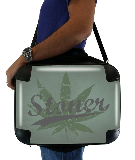 "Stoner for Laptop briefcase 15"" / Notebook / Tablet"