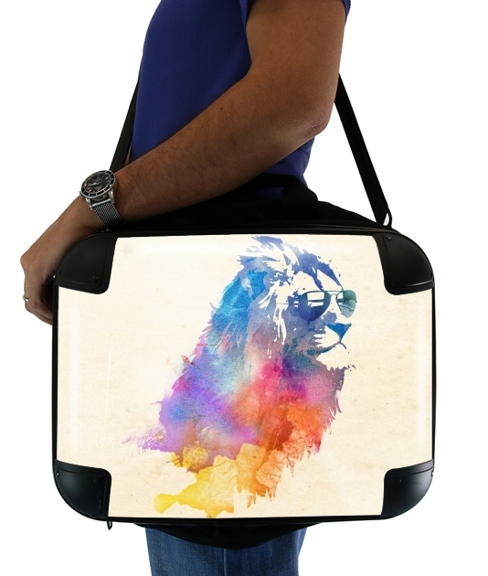 "Sunny Leo for Laptop briefcase 15"" / Notebook / Tablet"
