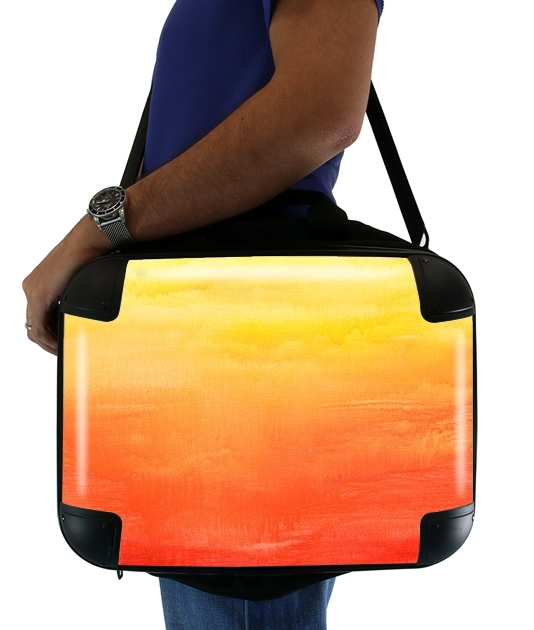 "Sunset for Laptop briefcase 15"" / Notebook / Tablet"