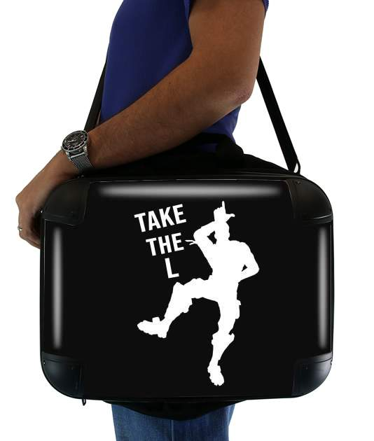"Take The L Fortnite Celebration Griezmann for Laptop briefcase 15"" / Notebook / Tablet"