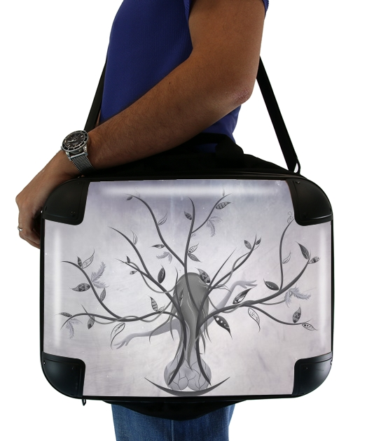 "The Dreamy Tree for Laptop briefcase 15"" / Notebook / Tablet"