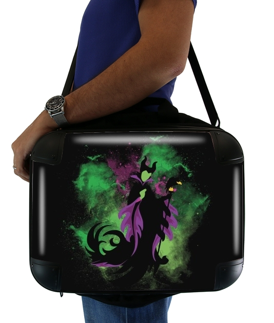 "The Malefica for Laptop briefcase 15"" / Notebook / Tablet"