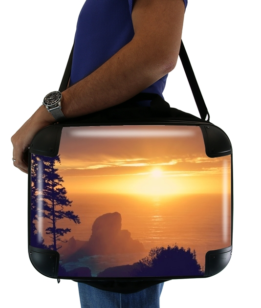 "This is Your World for Laptop briefcase 15"" / Notebook / Tablet"