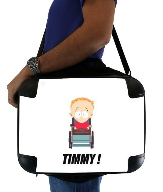 "Timmy South Park for Laptop briefcase 15"" / Notebook / Tablet"