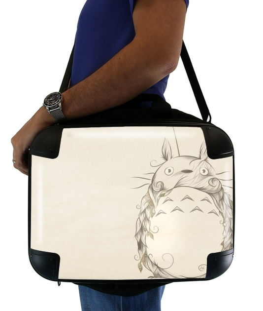 "Poetic Creature for Laptop briefcase 15"" / Notebook / Tablet"