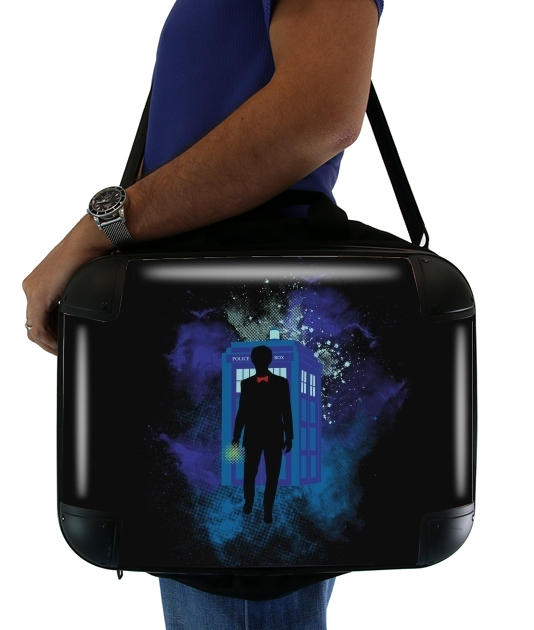 "Who Space for Laptop briefcase 15"" / Notebook / Tablet"