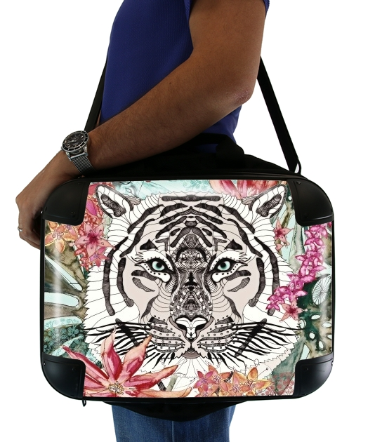 "WILD THING for Laptop briefcase 15"" / Notebook / Tablet"