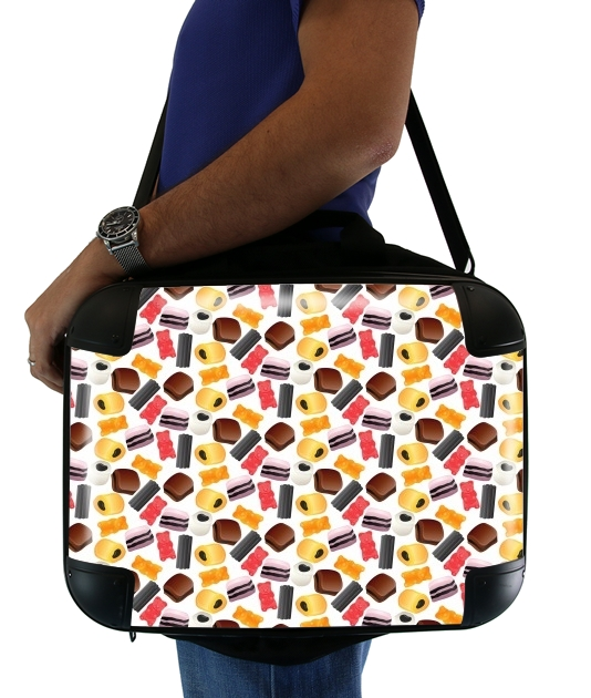 "Yummy for Laptop briefcase 15"" / Notebook / Tablet"
