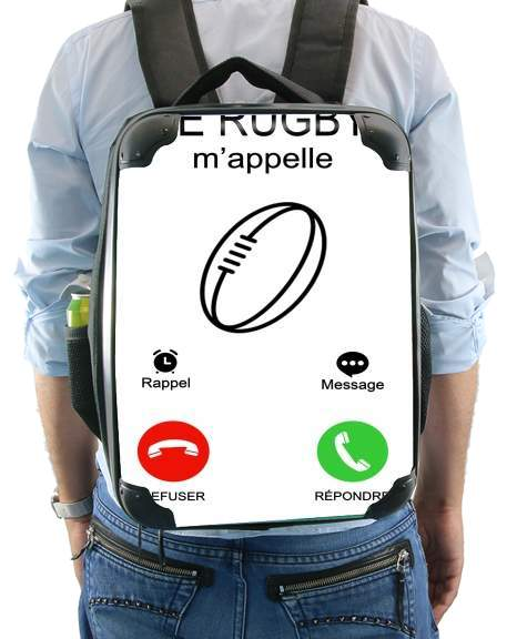 Le rugby mappelle for Backpack