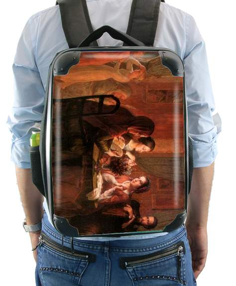 Le Toit paternel for Backpack