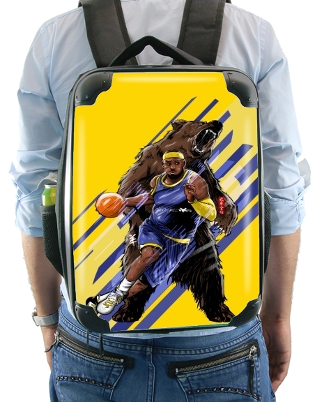 LeBron Unstoppable  for Backpack