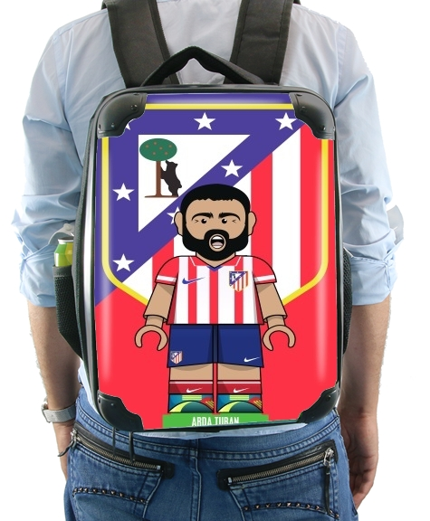Lego Football: Atletico de Madrid - Arda Turan for Backpack