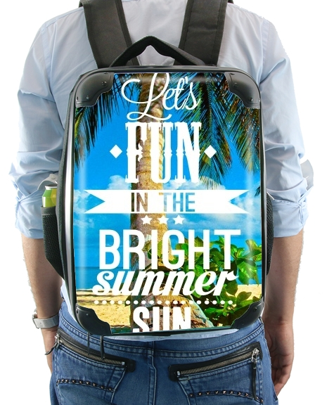 Lets Fun for Backpack