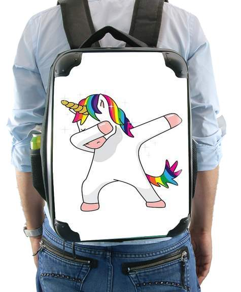 Backpack With Joke Design Page 2