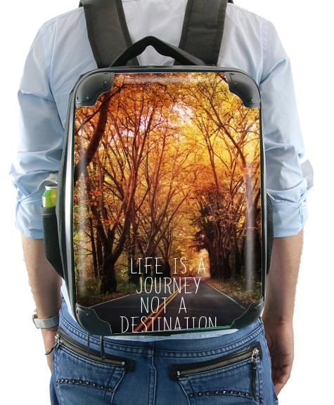 life is a journey for Backpack