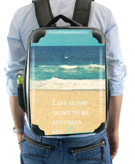 Life is too Short for Backpack