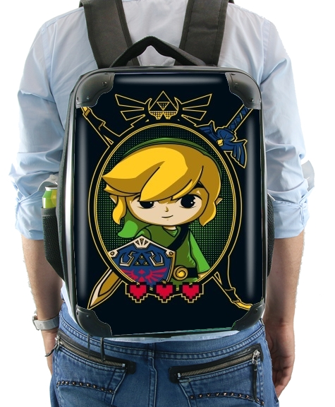 Link Portrait for Backpack